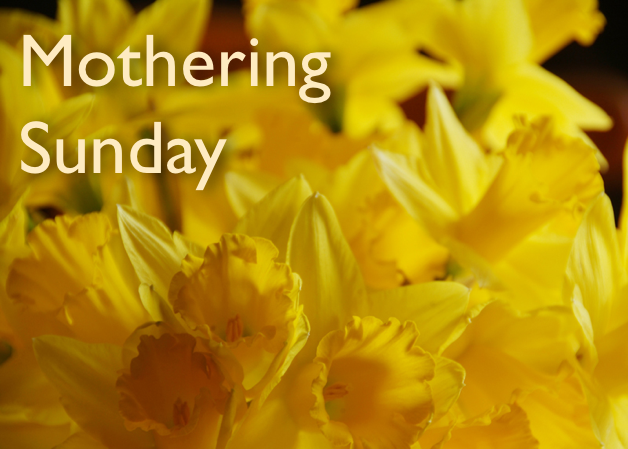 Flowers and chocolates to celebrate Mothering Sunday