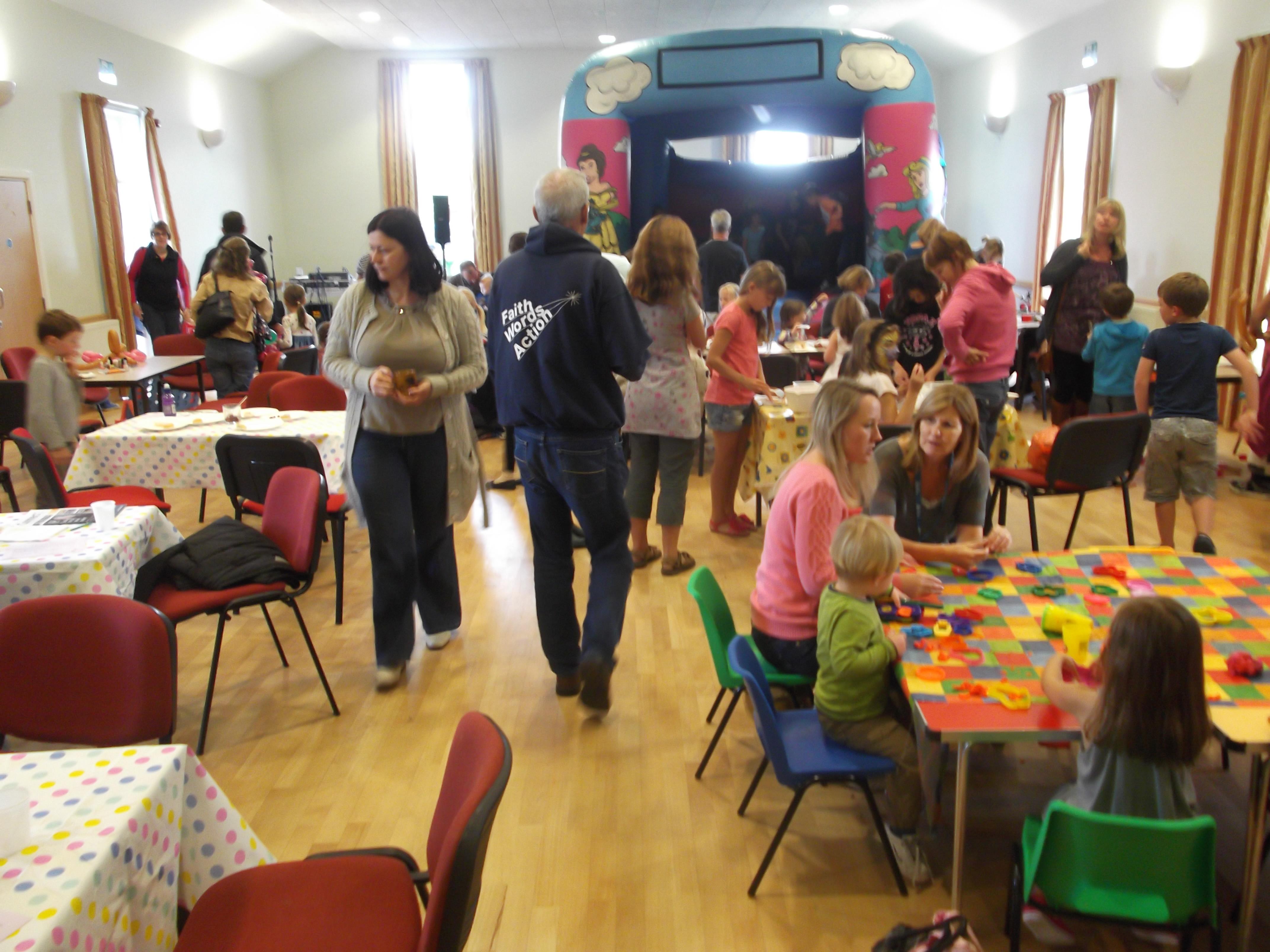 Fun Day returns to Radbrook in September
