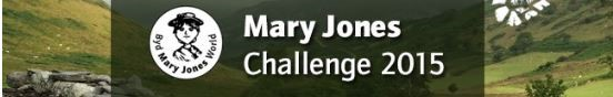 The curate takes up the challenge of the Mary Jones Walk!