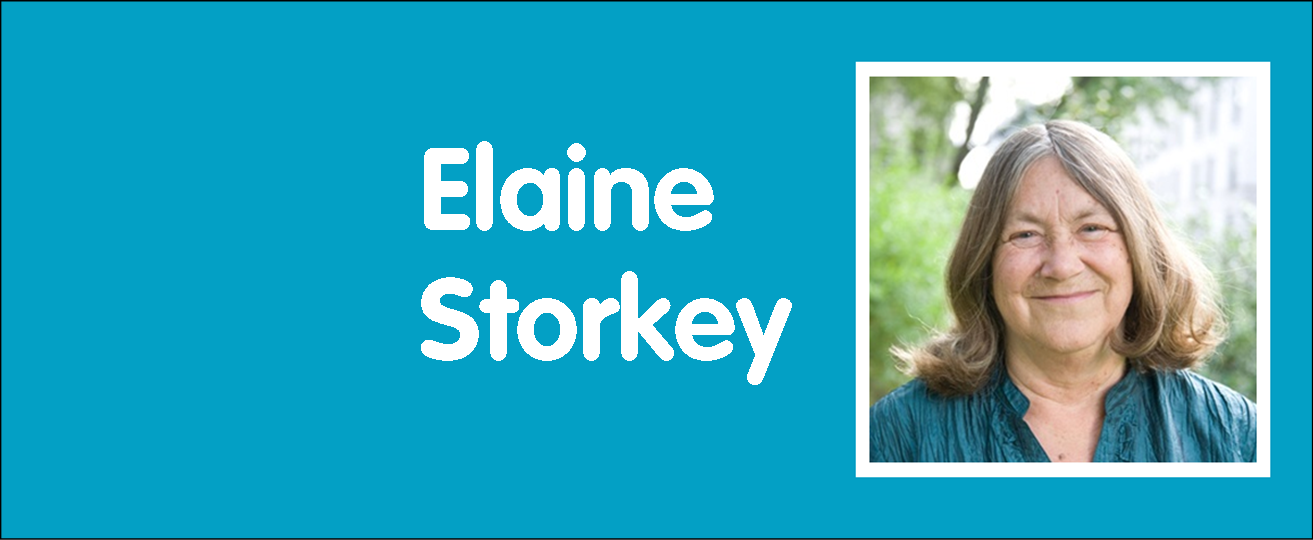 Elaine Storkey is Visiting...