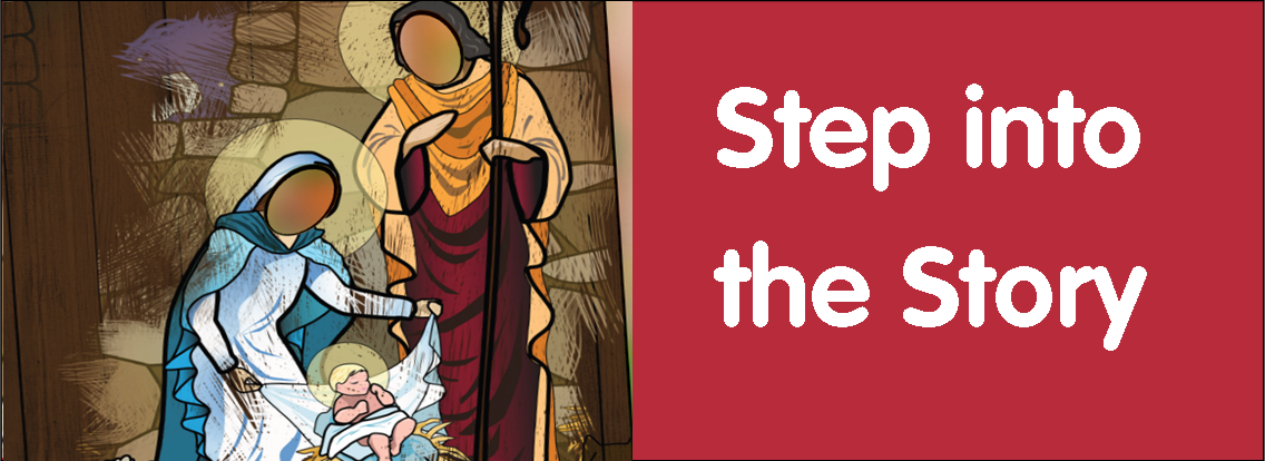 Step into the Story with our Pop Up Nativity