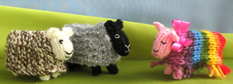 Baa-Ewe-tiful Sheep! Thank you!