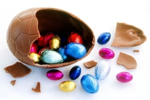 Chocolate-Easter-eggs--wrapped-unwrapped