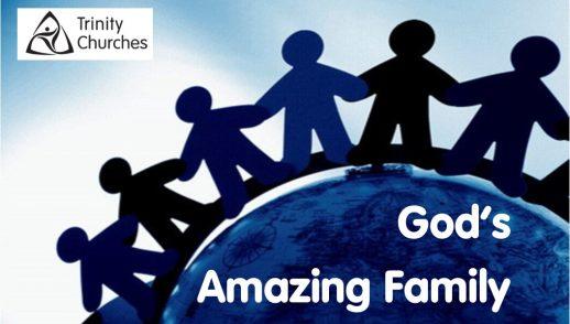 God's Amazing Family: Jesus' Family Likeness