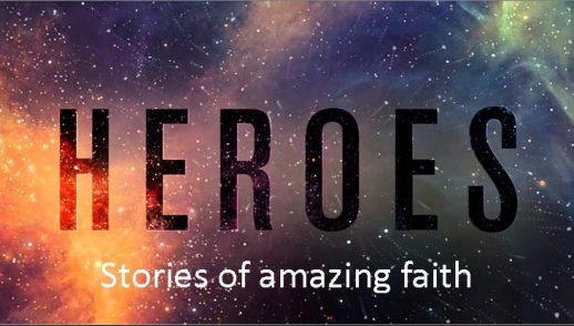 """Ruth"" Heroes: Amazing stories of faith Ruth 1"