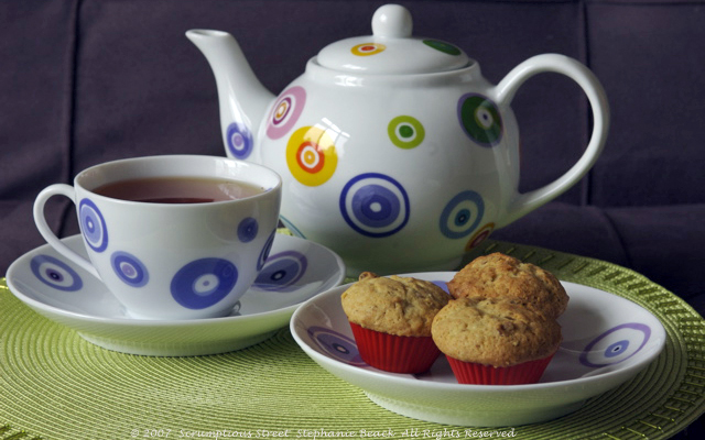 Community Tea coming up in September