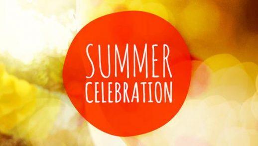 Summer Celebration with Bishop Mark