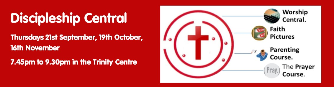 Discipleship Central - Autumn 2017