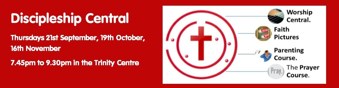 Discipleship Central - Autumn 2017