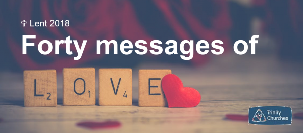 40 messages of love