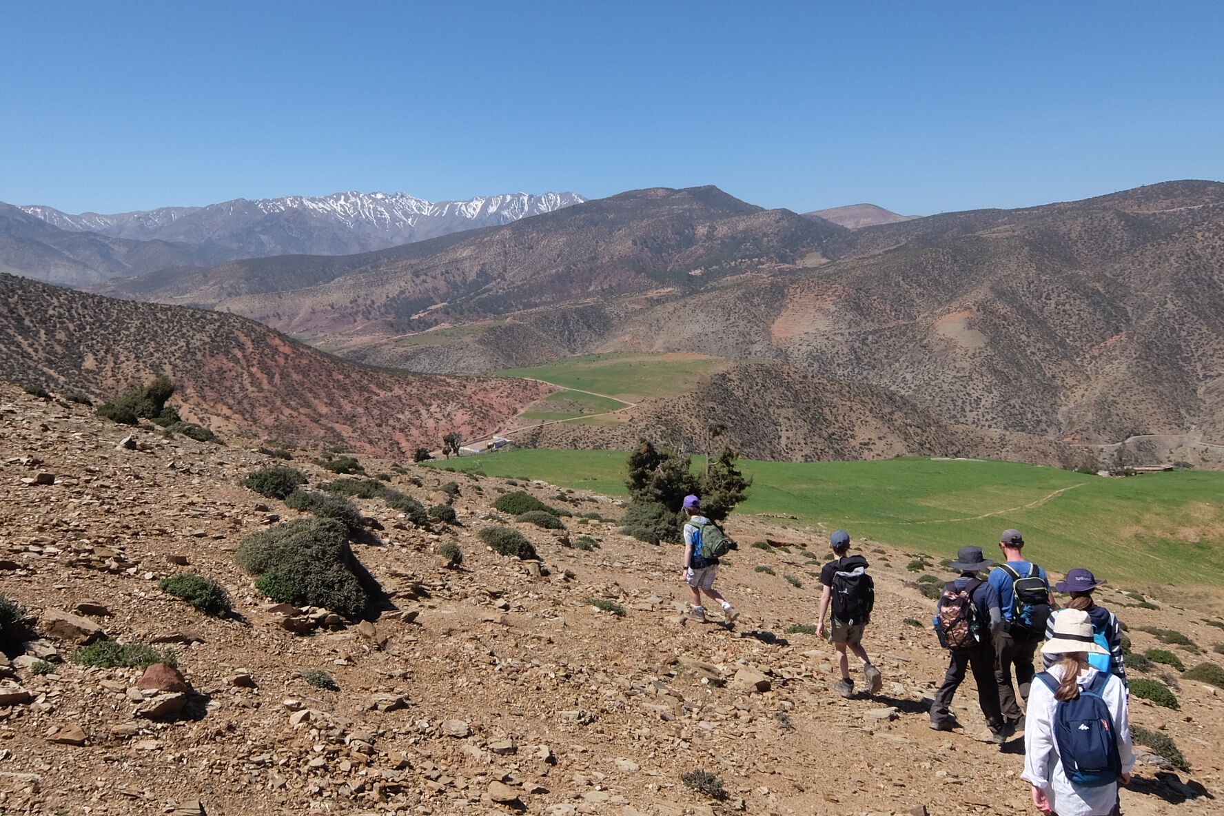 Update from Kids' Moroccan Adventure
