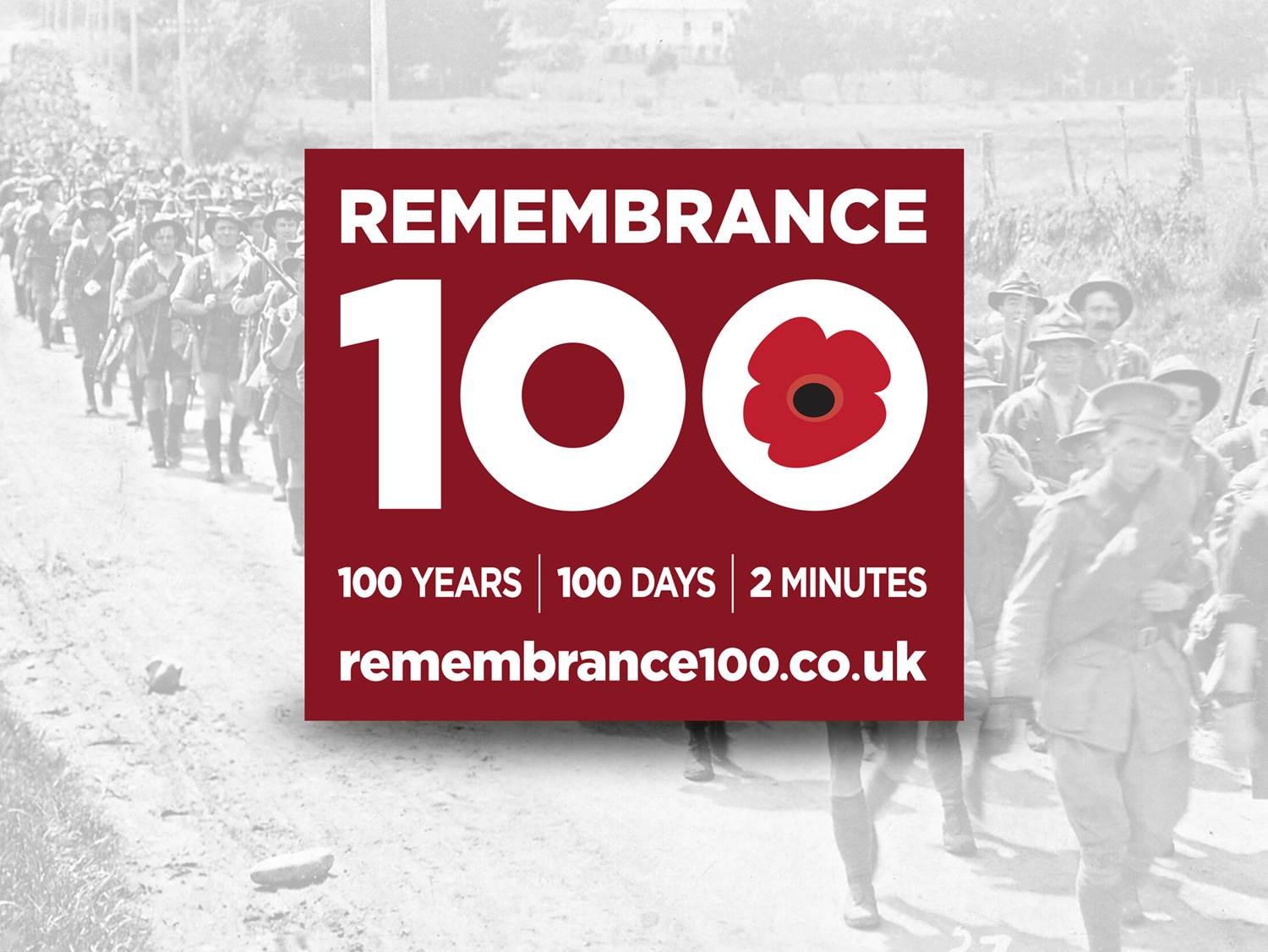 'Remembrance 100'