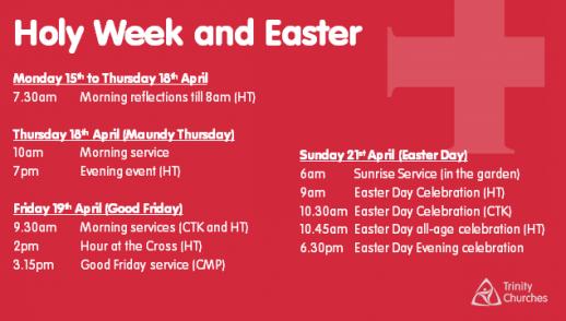 HTMB 9am service: Resurrection life
