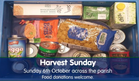 CTK 10.30 service: All good gifts? - 2019 Harvest Festival