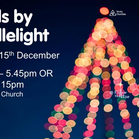 HTMB 7pm Carols by Candlelight