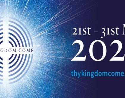 """Thy Kingdom Come"" for Shrewsbury Churches"