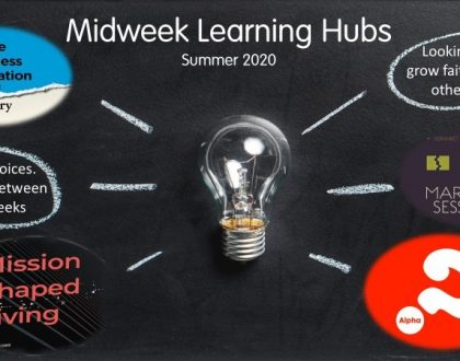 Midweek learning communities - July 2020