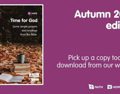 Time for God - Autumn edition on hope
