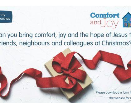 Christmas Comfort and Joy?