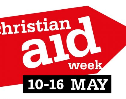 Christian Aid Week 10th - 16th May 2021