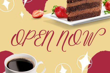 Cloisters Café Menu