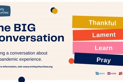 The Big Conversation - our COVID journey